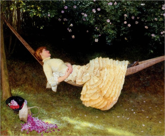 Johnson Edward Killingworth-the hammock