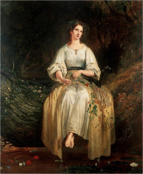 ophelia-weaving-her-garlands--by-richard-redgrave