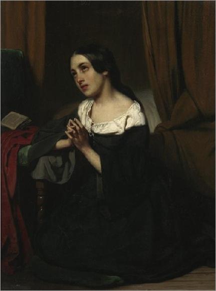 oração-silenciosa-Willem-hendrik-schmidt