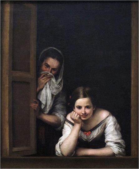 842px-Two_women_at_a_window_by_bartolome_esteban_murillo