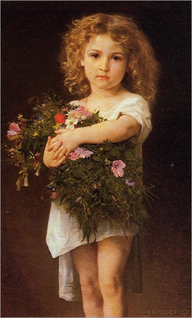 Bouguereau_Flowers