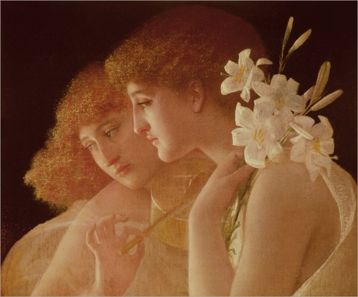 charles-françois-sellier--two-angels