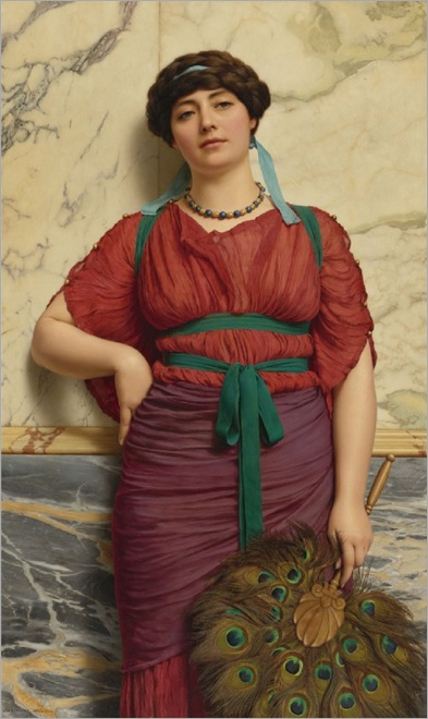 Eurypyle-John-William-Godward
