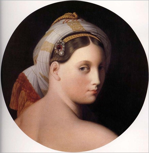 Jean Auguste Dominique Ingres (1780-1867) 01