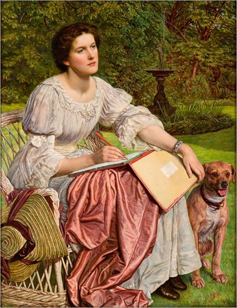 William_Holman_Hunt_Miss_Gladys_M__Holman_Hunt_(The_School_of_Nature)
