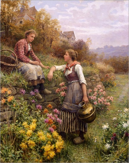 Daniel Ridgway Knight - By the Way