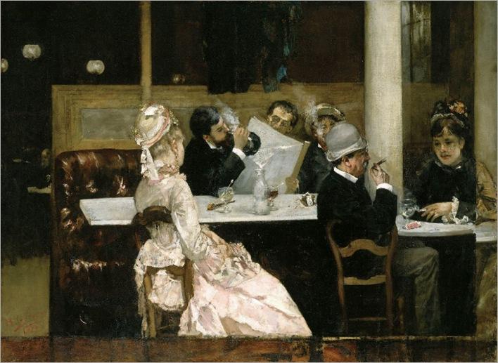 Henri_Gervex_Cafe_Scene_in_Paris_1877