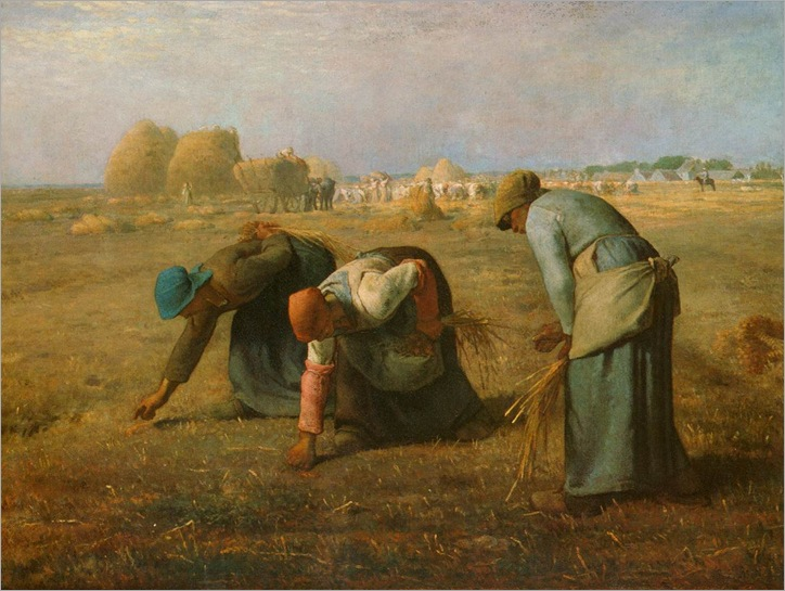 Jean-François_Millet_(II)_-_The_Gleaners