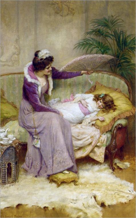 Knowles_George_Sheridan_Mothers_Comfort