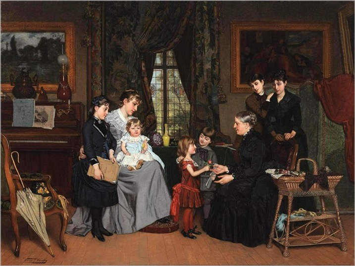 луи-Эдмон-pomey-1831-1901