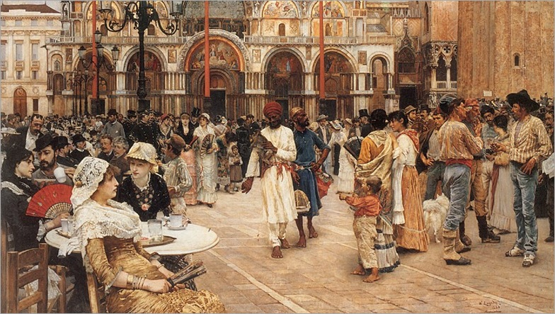 piazza_of_st_marks,_venice-william-logsdail