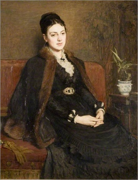 William Quiller Orchardson-Lady-Orchardson