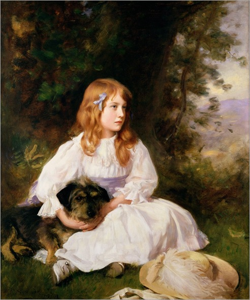 william-robert-symonds--heather-portrait-of-a-girl