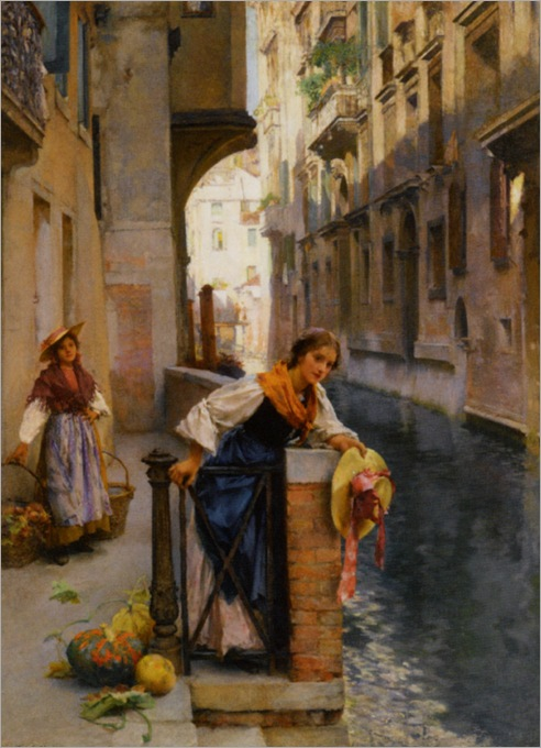 Woods_Henry_Fruit_Sellers_From_The_Islands_Venice
