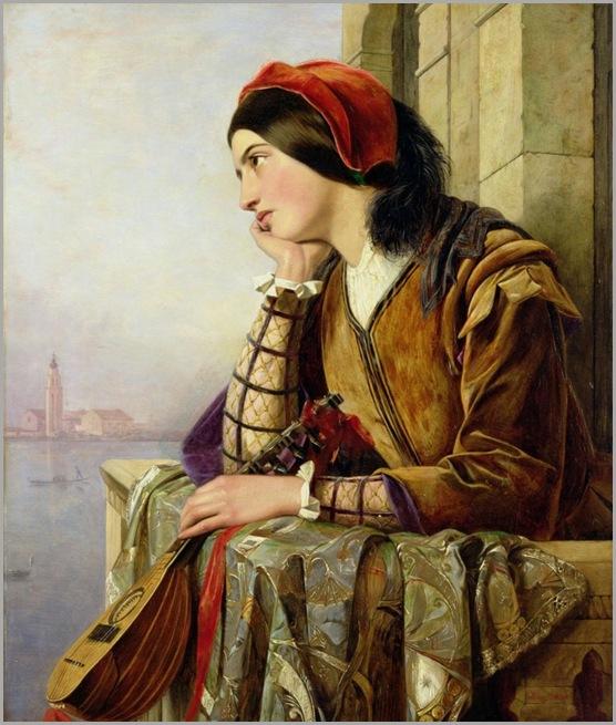 2.henry-nelson-o-neil-1817-1880-woman-in-love
