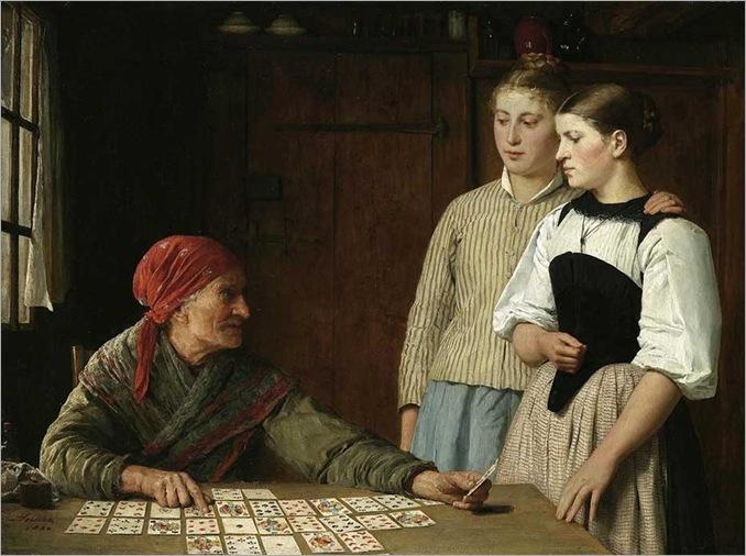 Albert-Anker-Fortune-Teller