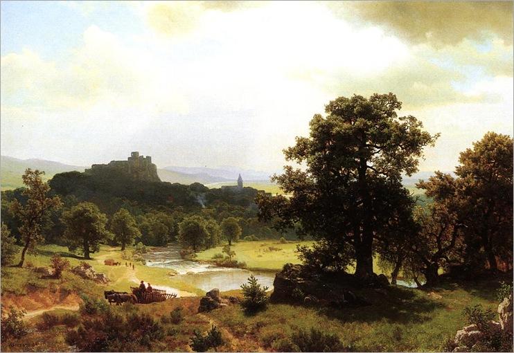 Bierstadt_Albert_Day-s_Beginning