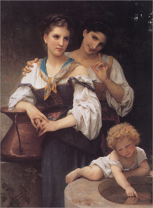 Bouguereau-Le-secret