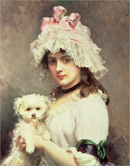 girl-with-a-lap-dog-Raimundo-de-Madrazo-Y-Kuntz