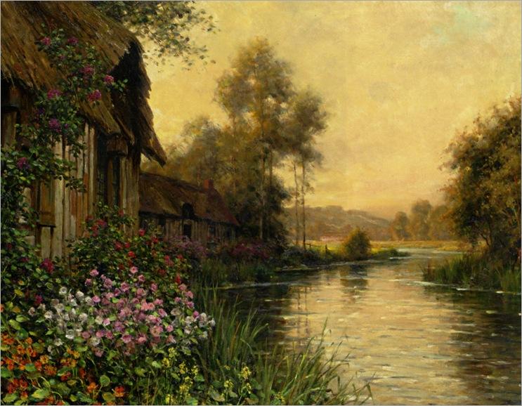 Knight_Louis_Aston_A_Summer_Evening_Beaumont
