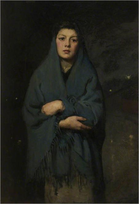 tryst-by-Annie Louisa Swynnerton
