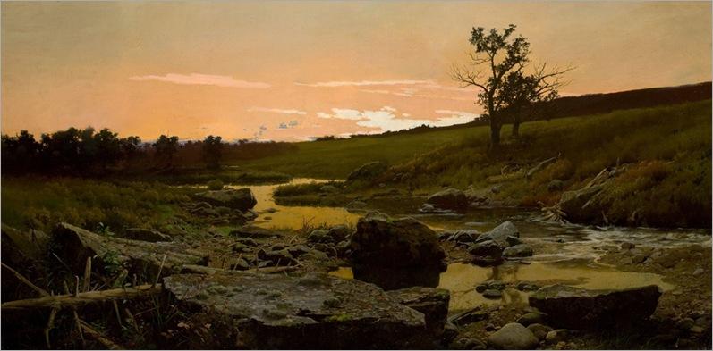 Waugh_Frederick_Judd (1861-1940)_Sunset