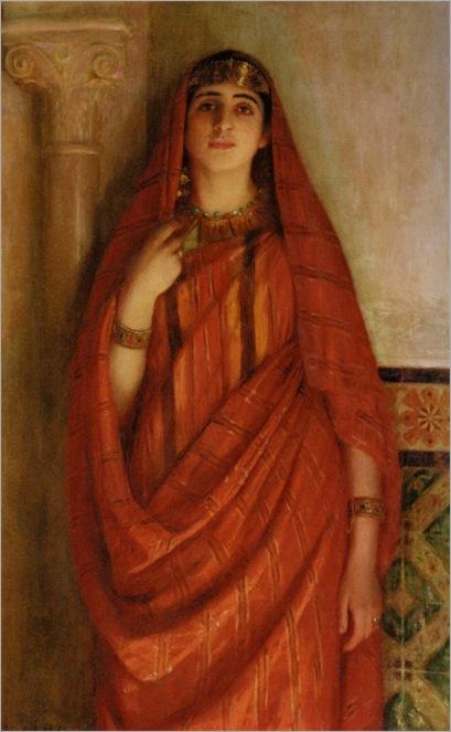 Aublet_Albert_Jeune_Tunsienne_1902
