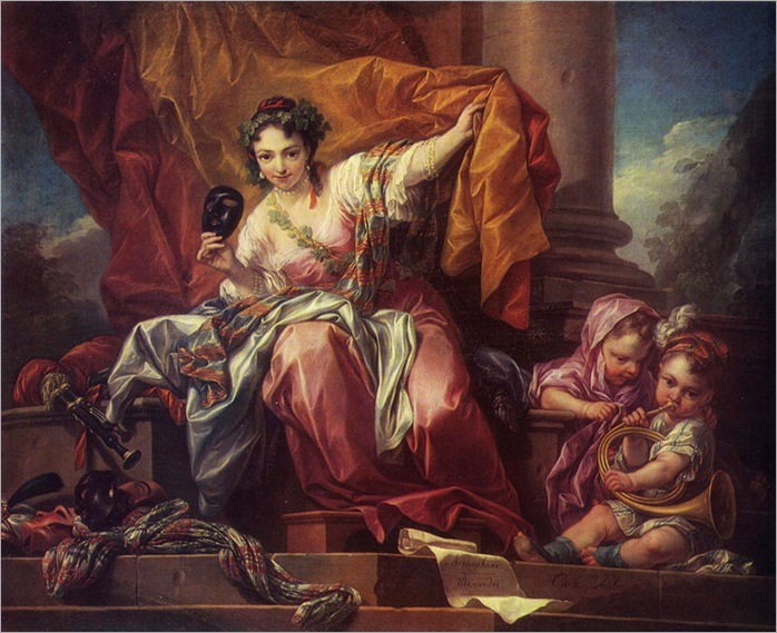 carle-van-loo-the-allegory-of-comedy-1753