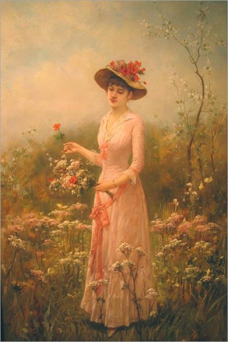CharlesAmableLenoir_Elegant_Lady