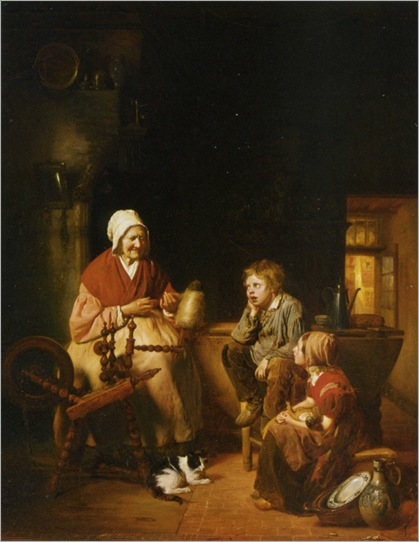 Dyckmans_Josephus_Laurentius_Grandmothers_Stories_1841