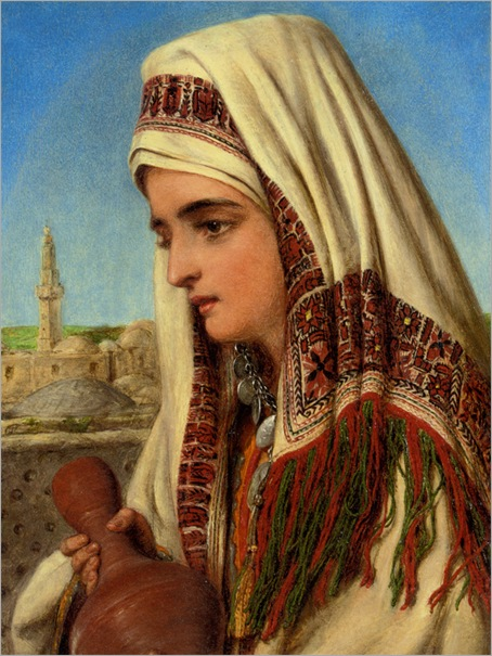Gale_William_An_Arab_Woman