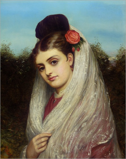 Lidderdale_Charles_Sillem_The-Young_Bride
