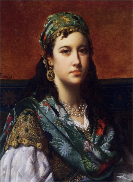 Portielje_Jan_Frederik_Pieter_An_Oriental_Beauty