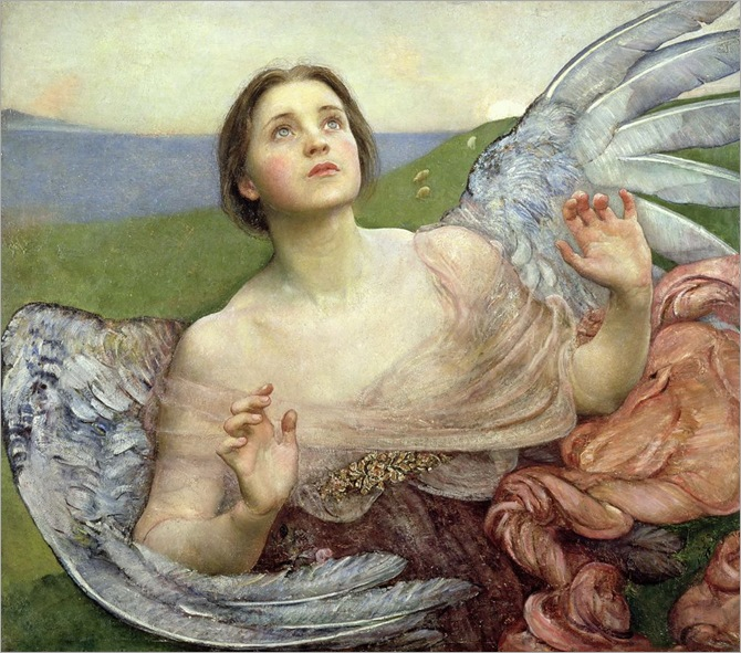 Sense_of_Sigh by Annie Louise Swynnerton (1844-1933)