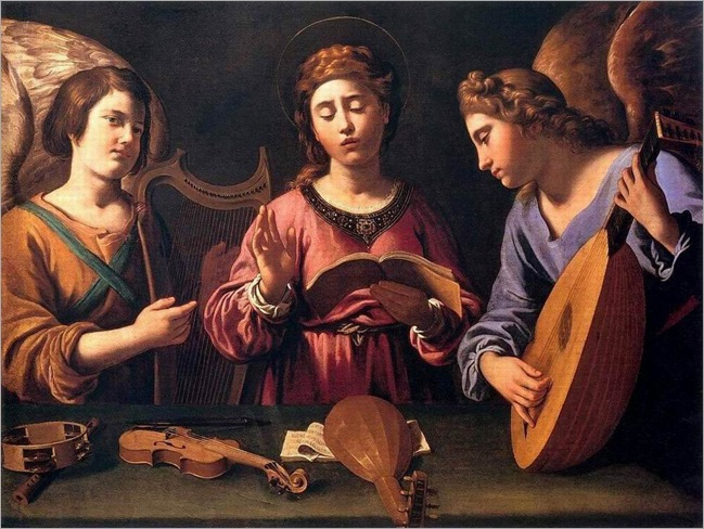 st_cecilia_with_two_angels-AntivedutoGramatica