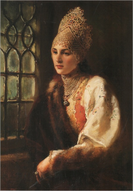The Boyarina-Konstantin-Makovsky