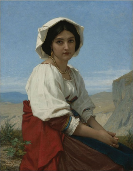 10 italian girl_hugues merle