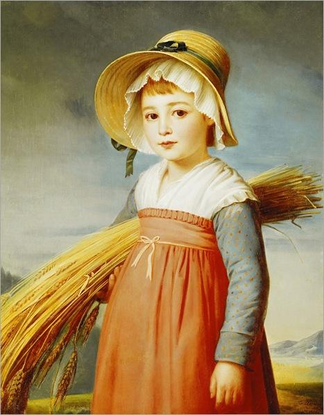 Cristophe-Thomas-De-George-the-little-gleaner