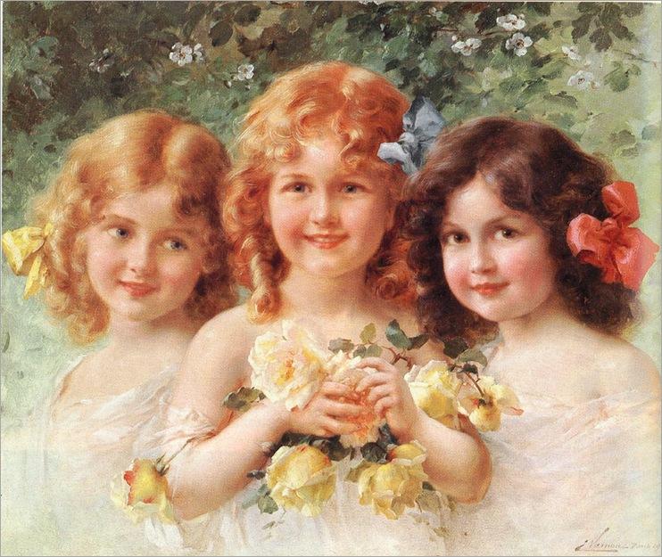 EmileVernon-three_sisters