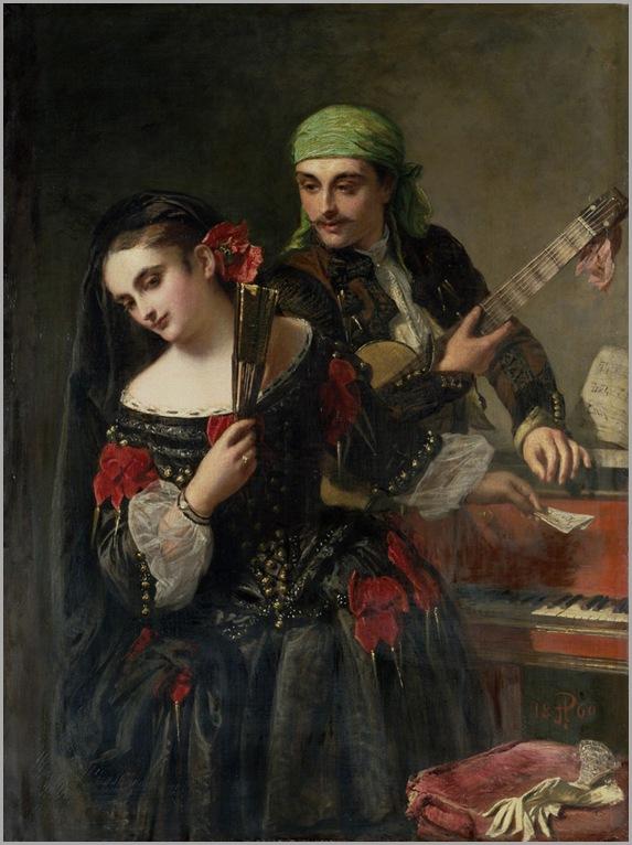 john-phillip-a music lesson