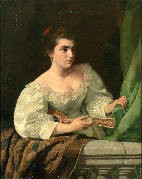 Pauline Soltau_ geb. Suhrlandt. 1833 Ludwigslust - 1902