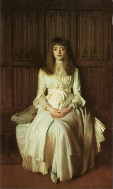 Sargent, Miss Elsie Palmer 1889f
