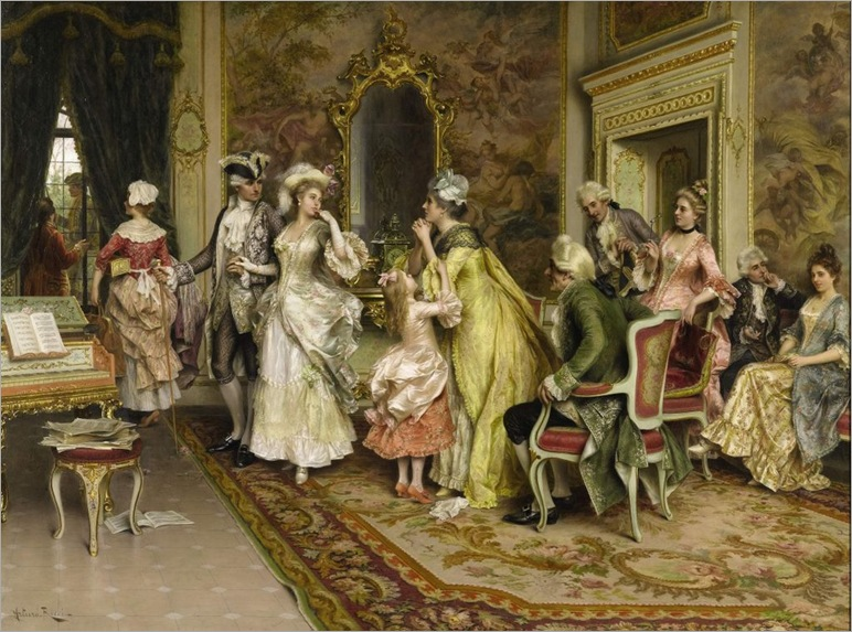 the concert interval-arturo ricci