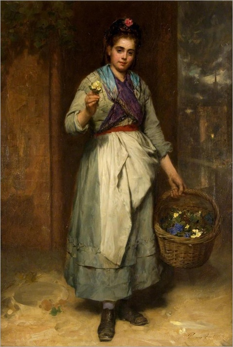 violets-and-primroses-1874-ThomasFaed