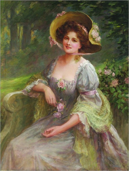 A Summer Afternoon in the Garden-Sidney Percy Hendrik