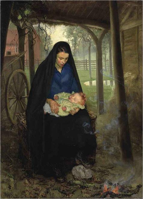 A Vagrant - Isabel Codrington