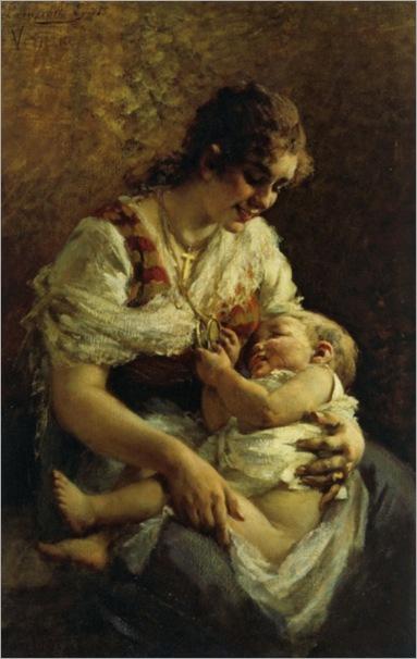 Egisto_Lancerotto_Motherly_Love