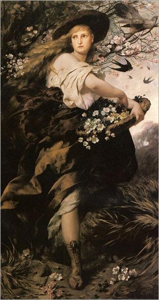 Flora-by-Ferdinand Keller