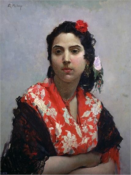 gipsy-woman-Raimundo-de-Madrazo