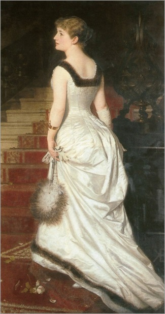 Knutt Ekwall (swedish, 1843-1912)_elegant woman in white_419x800
